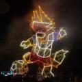 ВКалининграде введена вработу стилизованная опора кЧемпионату мира пофутболу