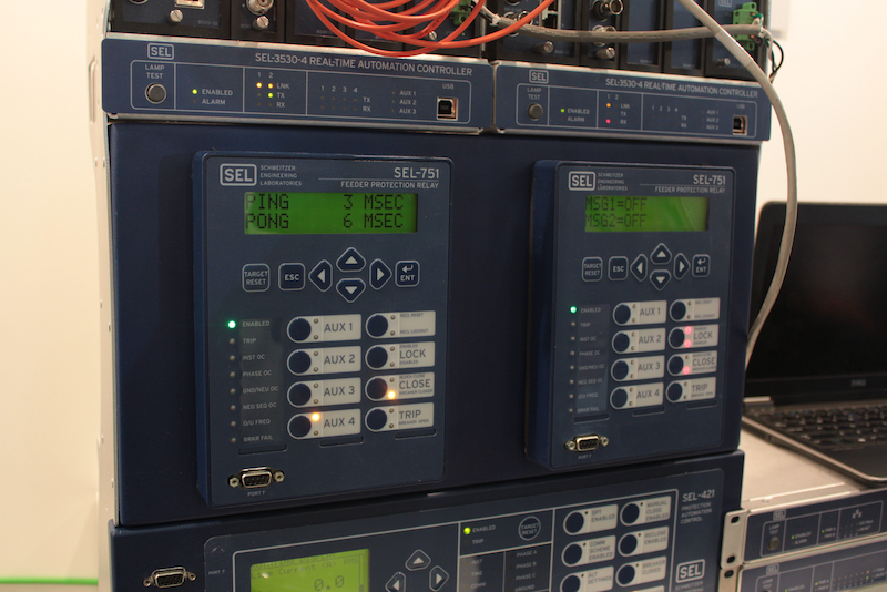 Sel Completes On Site Testing Of First Substation Defined Network