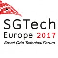 SGTech Europe 2017 – Smart Grid Technical Forum