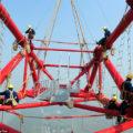 Новые энергообъекты: самая высокогорная ЛЭП (вмире) исамая северная ТЭЦ (вРоссии)