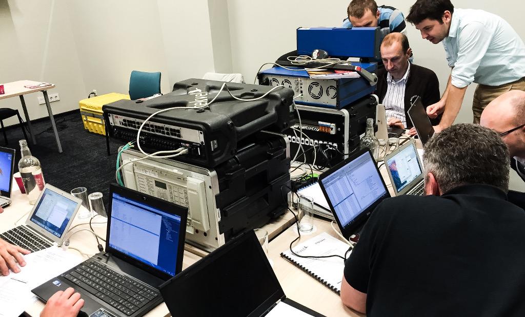 Практическая реализация шины процесса IEC 61850-9-2LE в рамках семинара по МЭК 61850 в Литве