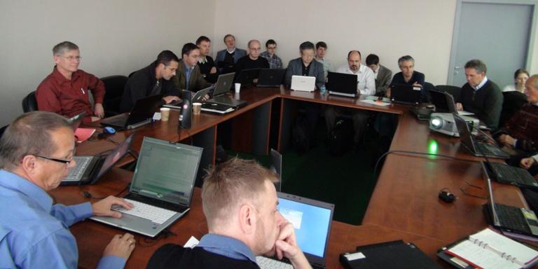 Заседание рабочей группы МЭК 61850 в Москве