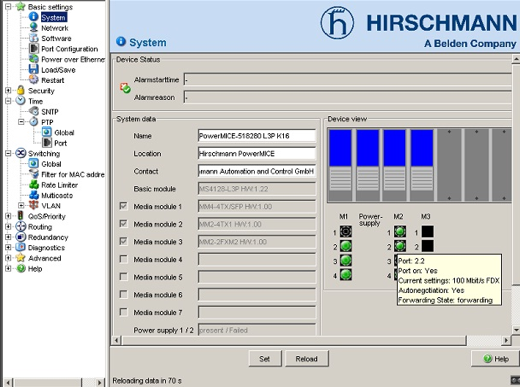 Hirschmann_Interface