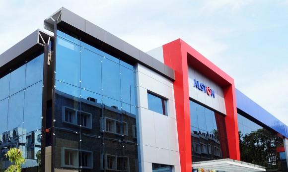 Центр компетенции Alstom // © Alstom, India PALLAVARAM
