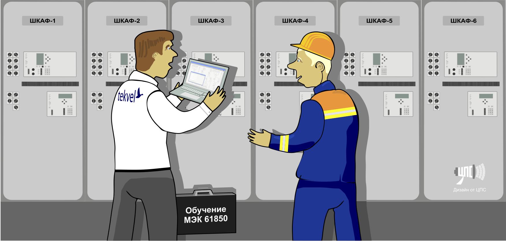 Training IEC 61850