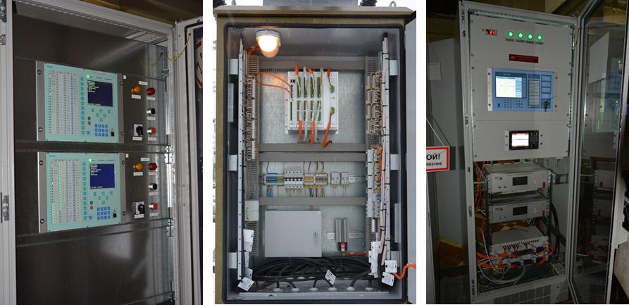Релейная защита блока генератор