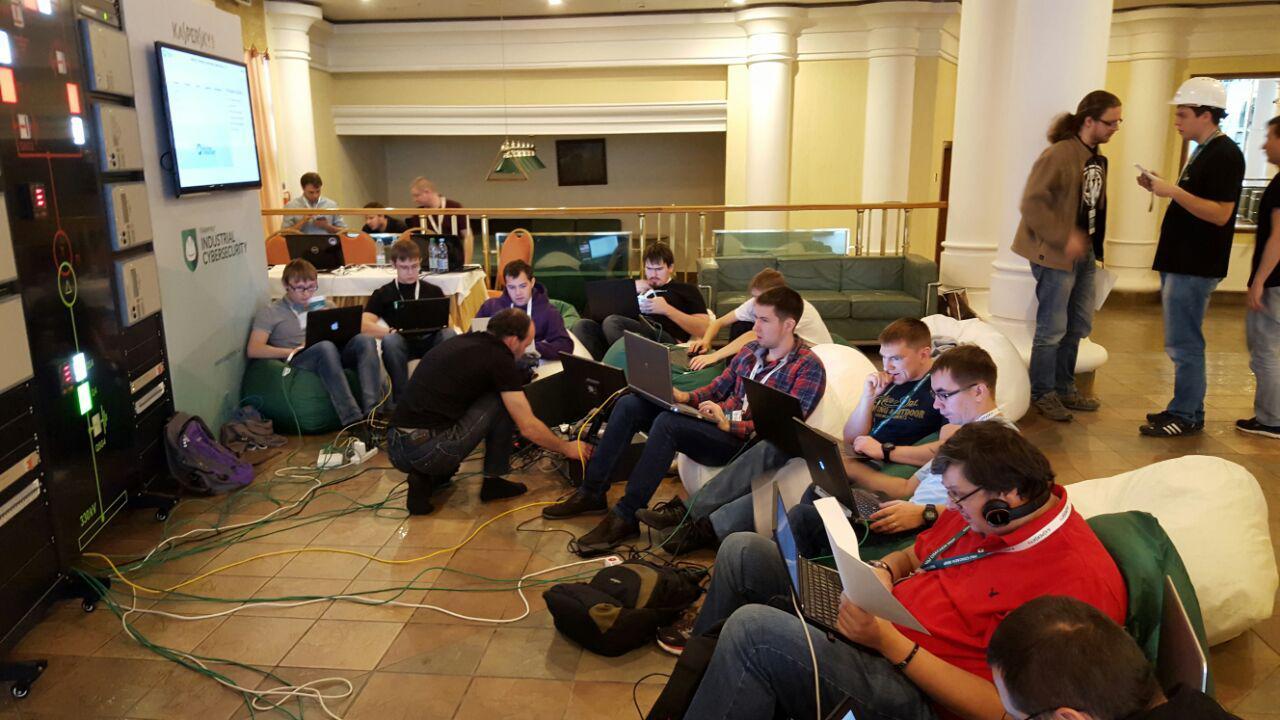Команды хакеров