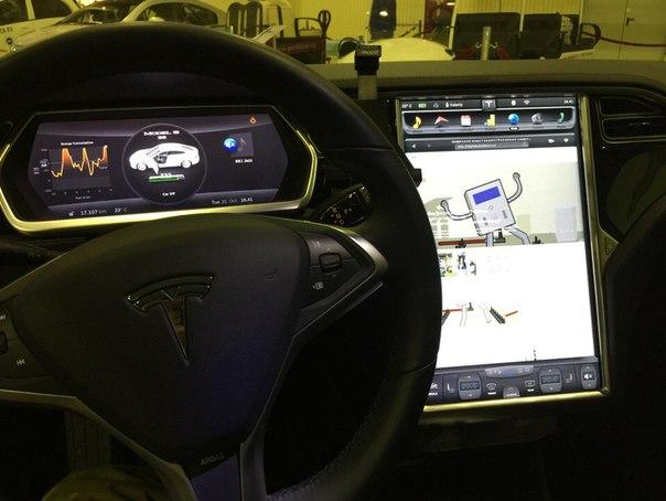 DGS and Tesla