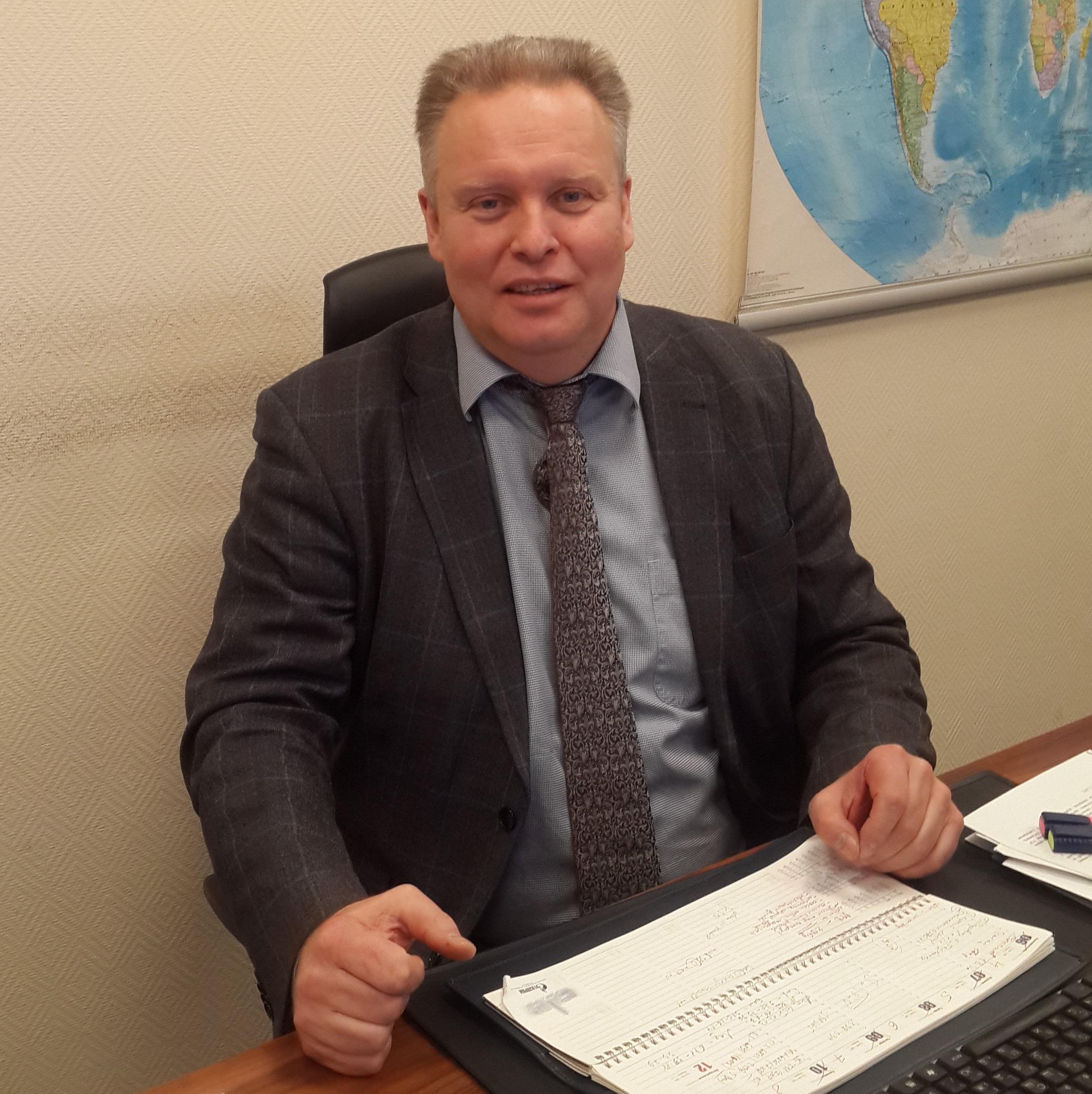 Сергей Петров - Газпром
