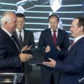 «Ростех» станет стратегическим партнером «Россетей» впроекте цифровизации электросетевого комплекса